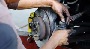 Brakes inspection and repair