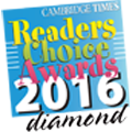 Winner of Readers Choice Award 2016
