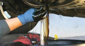 Oil Changes and Fluid Top Ups