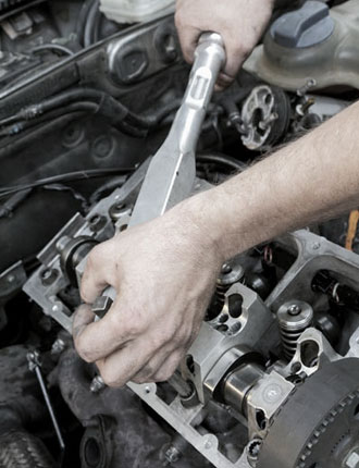 Engine repair and inspections